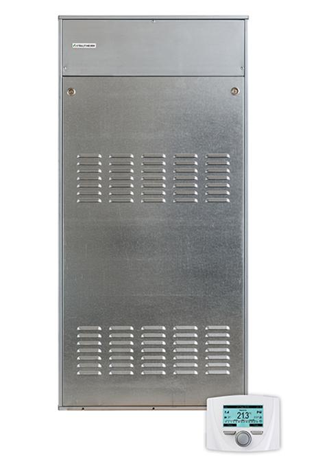 outdoor combi gas boiler/city box k