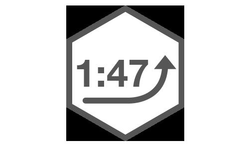 Modulazione di sistema fino a 1:47